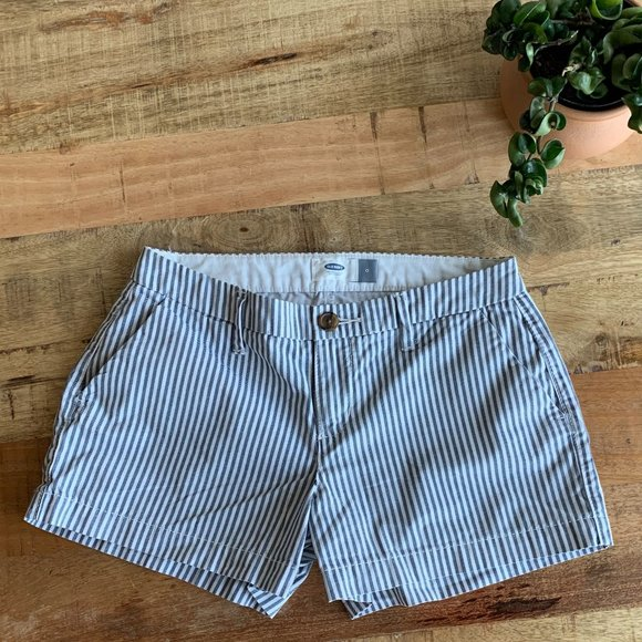 Old Navy Pants - Striped Shorts